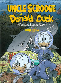 Cover Thumbnail for The Don Rosa Library (Fantagraphics, 2014 series) #3 - Treasure Under Glass