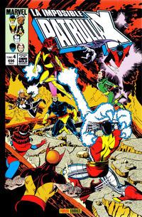 Cover Thumbnail for Marvel Gold. La Imposible Patrulla-X (Panini España, 2011 series) #4 - Desde las Cenizas