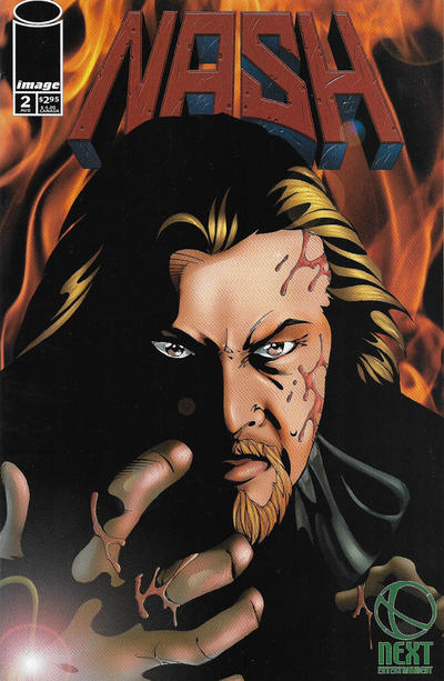 Cover for Nash (Image, 1999 series) #2