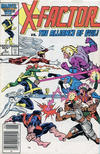 Cover for X-Factor (Marvel, 1986 series) #5 [Canadian]