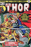 Cover Thumbnail for Thor (1966 series) #245 [British Price Variant]