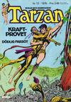 Cover for Tarzan (Atlantic Förlags AB, 1977 series) #13/1979