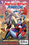 Cover for Harley Quinn and Power Girl (DC, 2015 series) #3