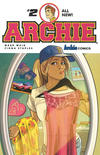 Cover for Archie (Archie, 2015 series) #2 [Cover A - Fiona Staples]