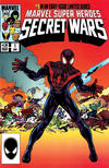 Cover Thumbnail for Secret Wars (2015 series) #1 [HeroesCon Variant  - Mike Zeck]