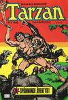 Cover for Tarzan (Atlantic Förlags AB, 1977 series) #3/1986