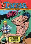 Cover for Tarzan (Atlantic Förlags AB, 1977 series) #8/1987