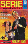 Cover for Seriemagasinet (Semic, 1970 series) #19/1981