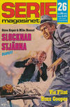 Cover for Seriemagasinet (Semic, 1970 series) #26/1981