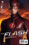 Cover for The Flash: Season Zero (DC, 2014 series) #11