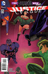 Cover Thumbnail for Justice League (2011 series) #42 [Joe Quinones Cover]