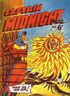 Cover for Captain Midnight (L. Miller & Son, 1962 series) #3