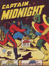 Cover for Captain Midnight (L. Miller & Son, 1962 series) #2