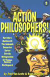 Cover for Action Philosophers Giant-Sized Thing (Evil Twin Comics, 2006 series) #2