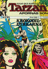 Cover for Tarzan (Williams Förlags AB, 1966 series) #8/1975