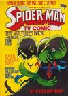 Cover for Super Spider-Man TV Comic (Marvel UK, 1981 series) #472