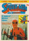 Cover for Super Spider-Man TV Comic (Marvel UK, 1981 series) #474