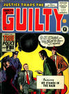 Cover for Justice Traps the Guilty (Arnold Book Company, 1951 series) #13