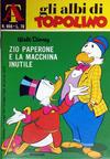 Cover for Albi di Topolino (Arnoldo Mondadori Editore, 1967 series) #966