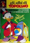 Cover for Albi di Topolino (Arnoldo Mondadori Editore, 1967 series) #970