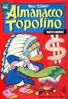 Cover for Almanacco Topolino (Arnoldo Mondadori Editore, 1957 series) #71