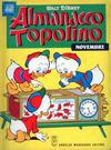Cover for Almanacco Topolino (Arnoldo Mondadori Editore, 1957 series) #83