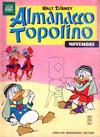 Cover for Almanacco Topolino (Arnoldo Mondadori Editore, 1957 series) #107