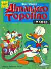 Cover for Almanacco Topolino (Arnoldo Mondadori Editore, 1957 series) #111