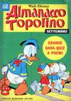 Cover for Almanacco Topolino (Arnoldo Mondadori Editore, 1957 series) #141
