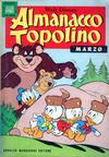 Cover for Almanacco Topolino (Arnoldo Mondadori Editore, 1957 series) #243