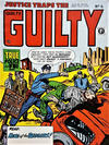Cover for Justice Traps the Guilty (Arnold Book Company, 1951 series) #6