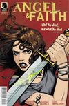 Cover for Angel & Faith (Dark Horse, 2011 series) #21 [Rebekah Isaacs Alternate Cover]