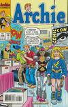 Cover for Archie (Archie, 1959 series) #538 [Direct Edition]