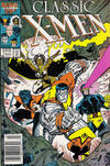 Cover for Classic X-Men (Marvel, 1986 series) #7 [Newsstand]