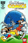 Cover for Walt Disney's Comics and Stories (IDW, 2015 series) #722