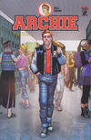 Cover for Archie (Archie, 2015 series) #2 [Cover B - Howard Chaykin]