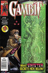 Cover for Gambit (Marvel, 1999 series) #13 [Newsstand Edition]