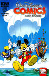 Cover for Walt Disney's Comics and Stories (IDW, 2015 series) #722 [subscription variant]