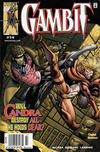 Cover for Gambit (Marvel, 1999 series) #14 [Newsstand Edition]