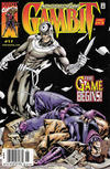 Cover for Gambit (Marvel, 1999 series) #17 [Newsstand Edition]