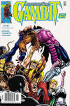 Cover for Gambit (Marvel, 1999 series) #19 [Newsstand Edition]