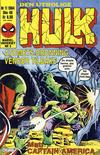 Cover for Hulk (Semic, 1984 series) #11/1984