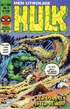 Cover for Hulk (Semic, 1984 series) #2/1985