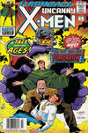 Cover Thumbnail for The Uncanny X-Men (1981 series) #-1 [Newsstand]