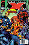 Cover for Mutant X (Marvel, 1998 series) #21 [Newsstand Edition]