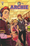 Cover for Archie (Archie, 2015 series) #1 [Cover I - Sanford Greene]