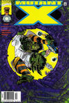 Cover for Mutant X (Marvel, 1998 series) #24 [Newsstand Edition]