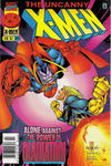 Cover for The Uncanny X-Men (Marvel, 1981 series) #341 [Newsstand]