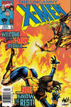 Cover Thumbnail for The Uncanny X-Men (1981 series) #351 [Newsstand Edition]