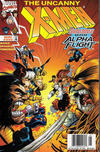 Cover Thumbnail for The Uncanny X-Men (1981 series) #355 [Newsstand Edition]